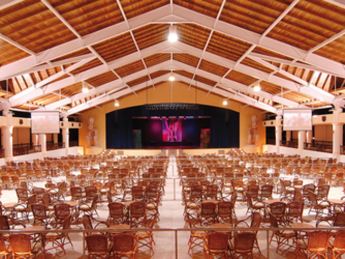 Barcelo Punta Cana Dominican Republic - Theater